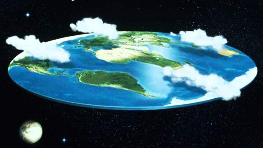 Les platiste sont des complotistes qui pensent que la Terre est plate